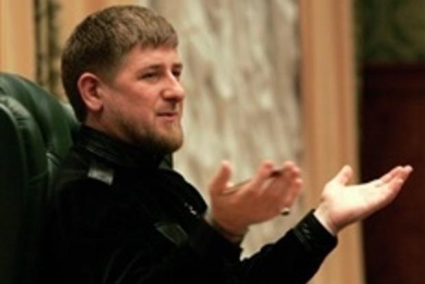 Кадыров заявил, что не видел Яценюка в Чечне во время войны