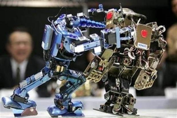 В мире началась новая гонка вооружений - роботов. Украина плетется в хвосте