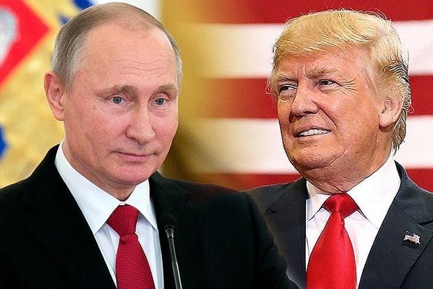 В Кремле сделали заявление о встрече Путина с Трампом