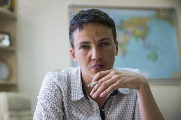 Савченко назвала главарей «ДНР» и «ЛНР» трезвыми и умными людьми, которые заслуживают уважения