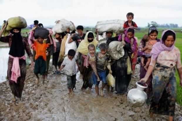 Кровавое побоище в Мьянме и в чем виновата Россия