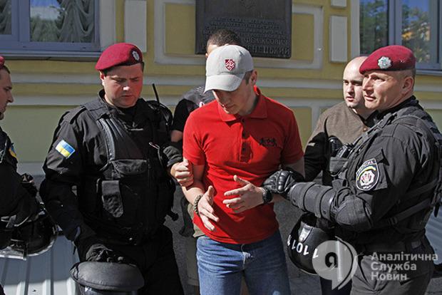 Полиция и Нацгвардия усилят патрулирование центра Киева и метрополитена