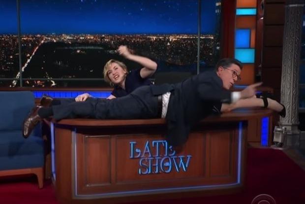 Кейт Уинслет «спасла Джека» сТитаника наамериканском шоу