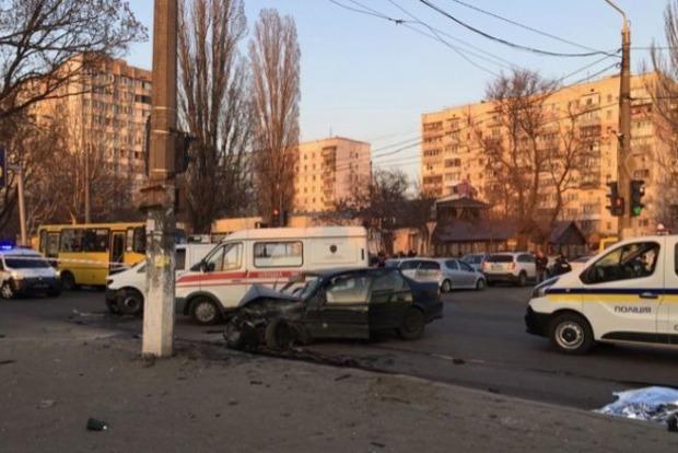 Смертельна ДТП із гвардійцями в Одесі. З'явилося відео