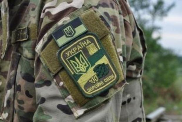 За минувшие сутки были ранены трое украинских военных