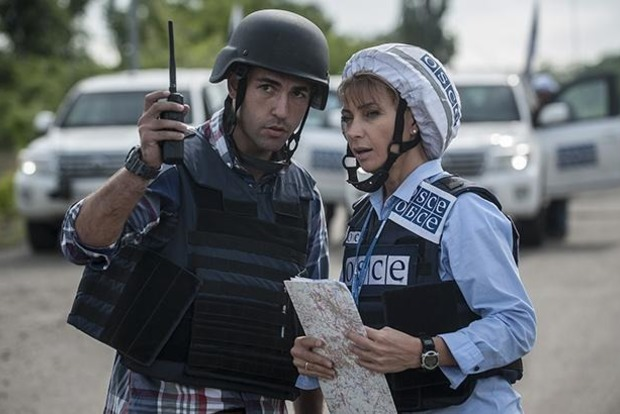 ОБСЕ зафиксировала на Донбассе более 200 взрывов за сутки