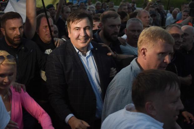 Прокуратура Украины проводит экстрадиционную проверку по Саакашвили – Минюст
