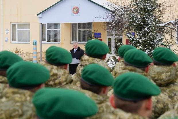 По всей морской границе в Украине появится новая охрана - Порошенко