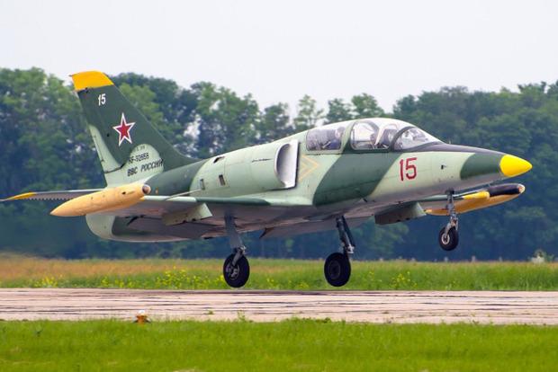 Крушение Л-39 в России: оба пилота погибли