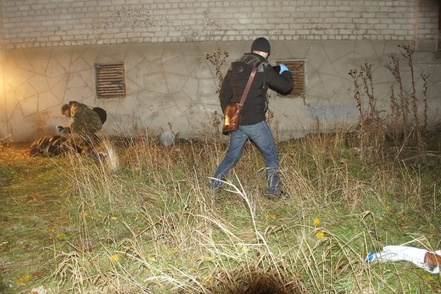 Неподалеку отместа убийства Самарского найдено тело юного мужчины