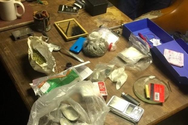 СБУ задержала наркодельца при продаже наркотиков члену «Офицерского корпуса» Владимира Рубана