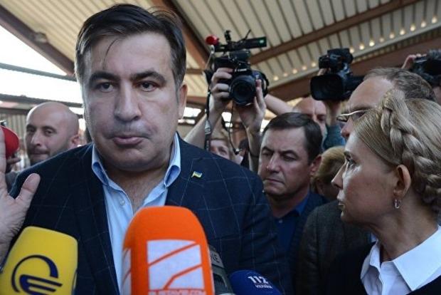 Саакашвили переврал слова Курта Волкера – Администрация президента