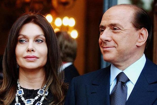 Суд обязал экс-супругу Берлускони вернуть ему 60 млн. евро алиментов