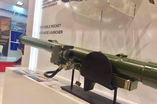 Чем наше ГП «Луч» удивило посетителей выставки вооружений в Турции