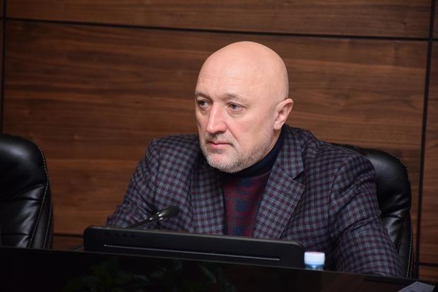 В НАБУ есть подозрения: Порошенко уволил главу Полтавской ОГА Валерия Головко