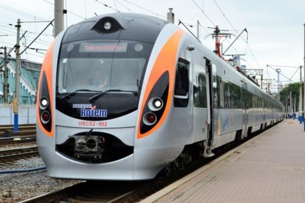 Поезд Интерсити из Киева в Польшу будет запущен в конце декабря