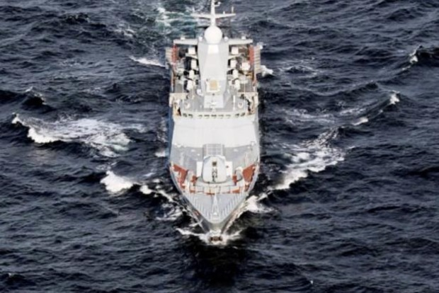 Россия перебросила в Азовское море  огромный флот