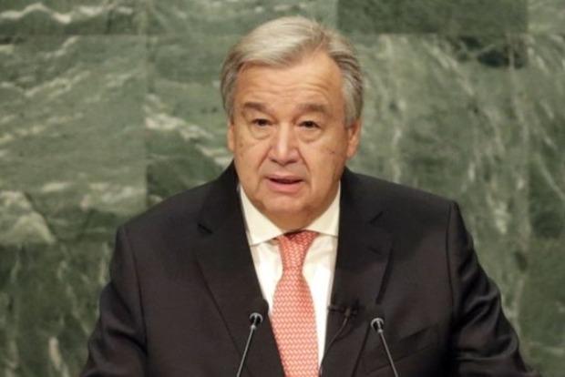 Гутерриш принес присягу на должность генсека ООН
