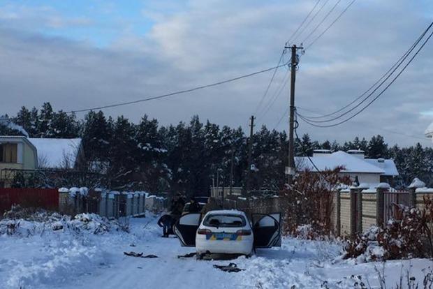 Грабители в Княжичах не действовали под прикрытием МВД - Троян