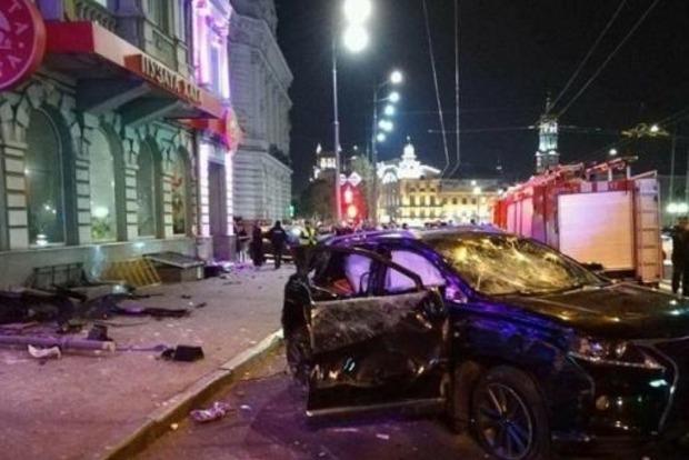 ДТП в Харькове: водитель Volkswagen не считает себя виновным