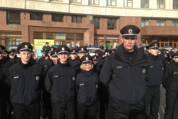 В Ивано-Франковске заработала патрульная полиция