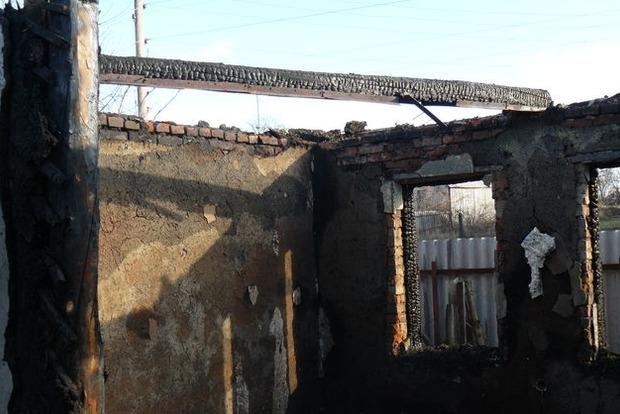 Во Львовской области в жилом доме произошел взрыв бытового газа