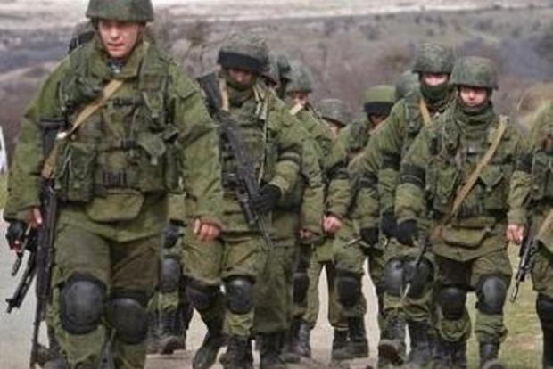 Волонтер: З РФ у Донецьк прибув новий склад кадрових військових