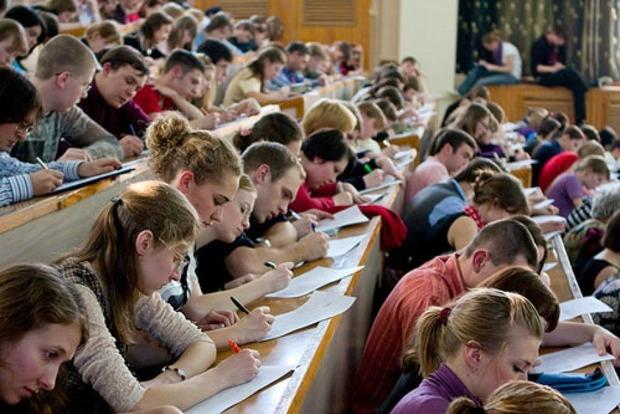 Рада ввела преференции для студентов с оккупированных Крыма и Донбасса