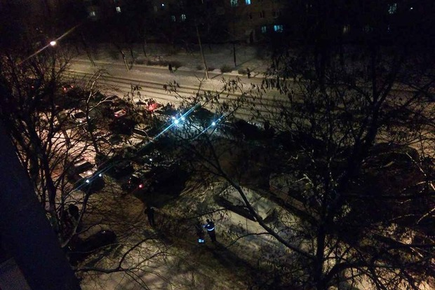 В Киеве арестованные напали на охрану Лукьяновского СИЗО
