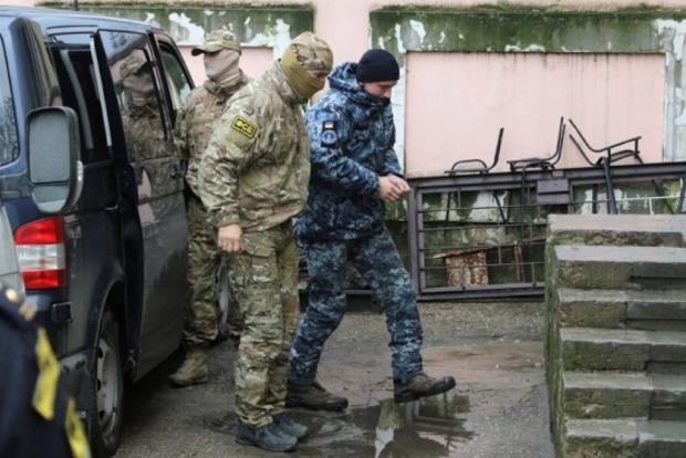 В РФ продлили срок следствия по делу украинских моряков
