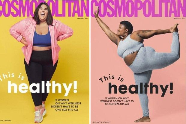 Одобрение ожирения загоняет толстяков в смертельную ловушку: Врач раскритиковала скандальные обложки с полными моделями