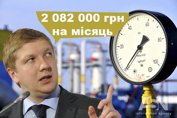 Нафтогаз платит миллионные зарплаты руководству, а украинцам продает отечественный газ втридорога