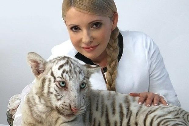 В ялтинском зоопарке «Сказка» умерла знаменитая «Тигрюля»