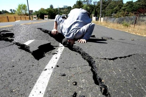 На Западной Украине зафиксировали землетрясение магнитудой 4,3 балла