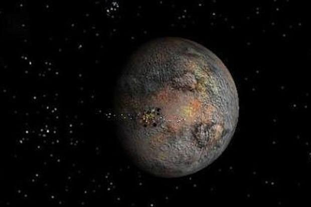 Ученые допускают существование жизни в атмосфере субзвезд