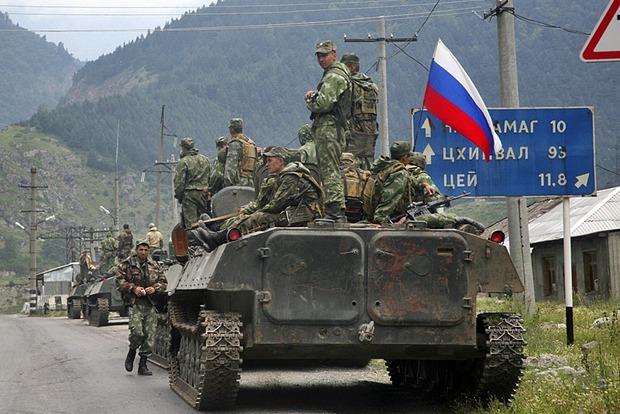 Россиянку посадили на семь лет за SMS о военной технике, идущей в сторону Грузии