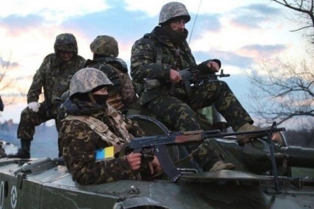 Режим прекращения огня на Донбассе продлился 25 минут