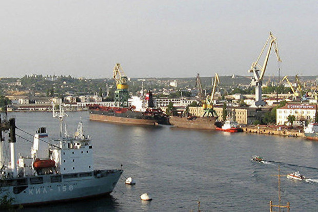 УКриму морський завод Порошенка став власністю Росії