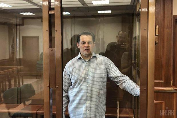 Украинского политзаключенного Сущенко этапировали в колонию строгого режима