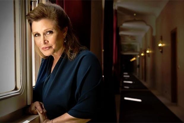Умерла актриса Кэрри Фишер - звезда «Звездных войн»