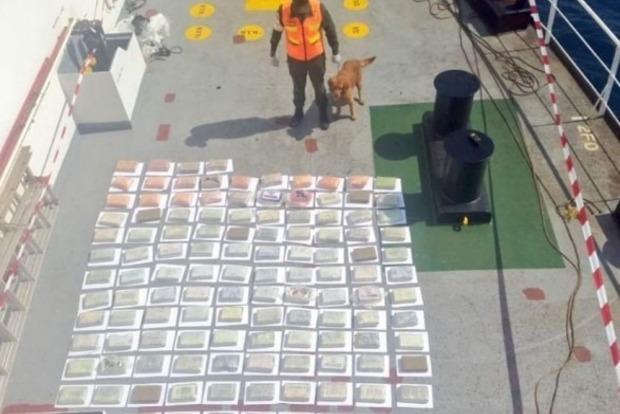 У Венесуелі затримали росіян і українця за перевезення кокаїну