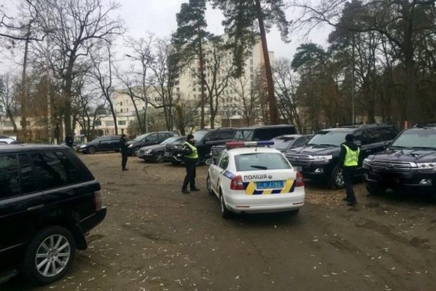ВКиеве вресторане задержали неменее 60 участников криминальной сходки