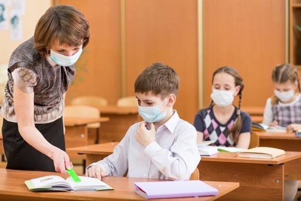 МОЗ переводит школы на новый санитарный регламент