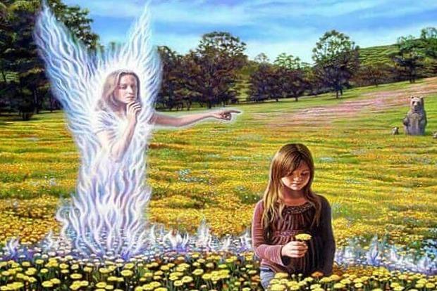 Как начать свой день с приветствия ангелу-хранителю