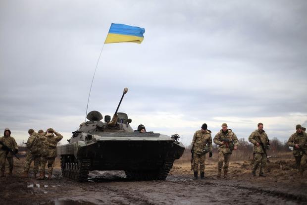 Боевики на Донбассе за сутки совершили 26 обстрелов позиций ВСУ