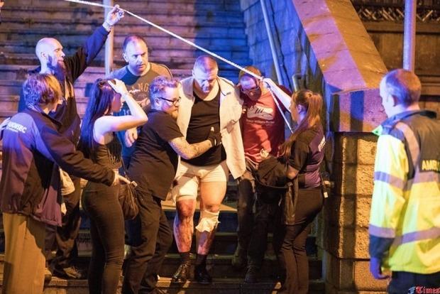 Полиция Манчестера назвала имя подозреваемого в теракте на стадионе
