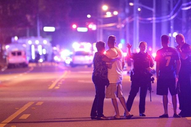 Посольство Украины выразило соболезнования в связи со стрельбой в клубе «Пульс»