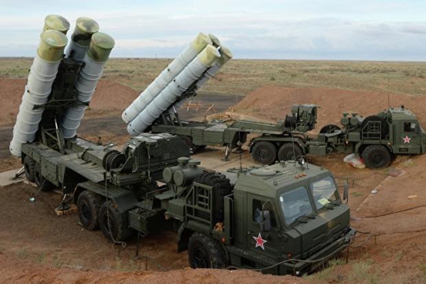 В ВСУ отреагировали на размещение ракетной системы С-400 в оккупированном Крыму