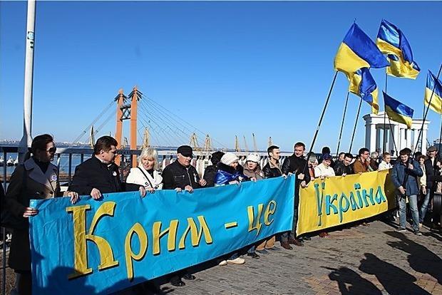Через месяц в России будут открыто говорить о возврате Крыма - блогер