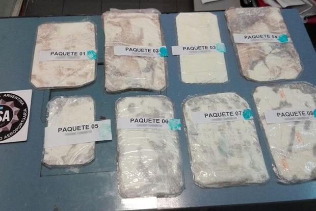 Триває «кокаїновий скандал» росіян в Аргентині: затримали чоловіка з 4 кг наркотику